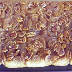 Overnight Caramel Pecan Rolls