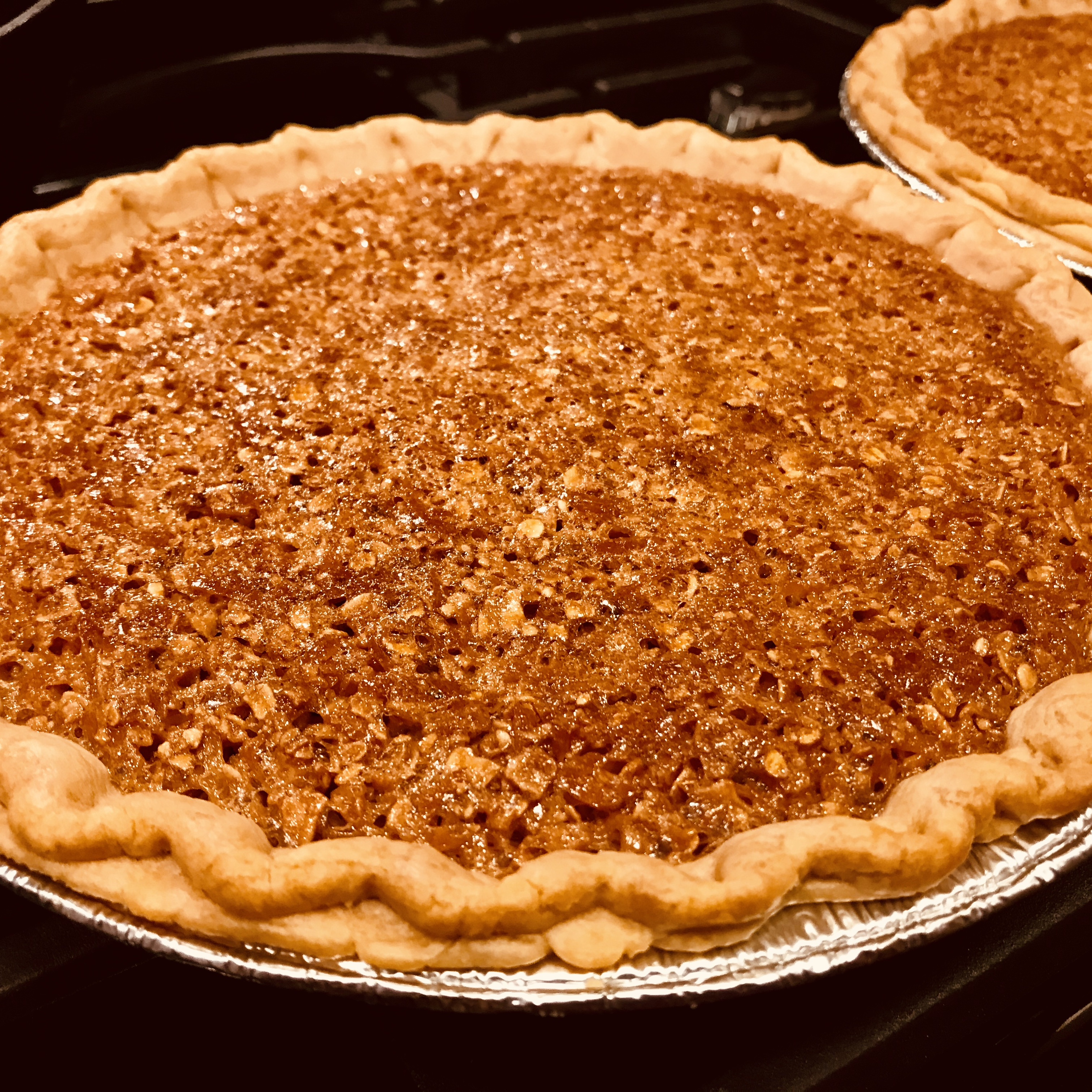 Oatmeal Pie IV Dan Brown