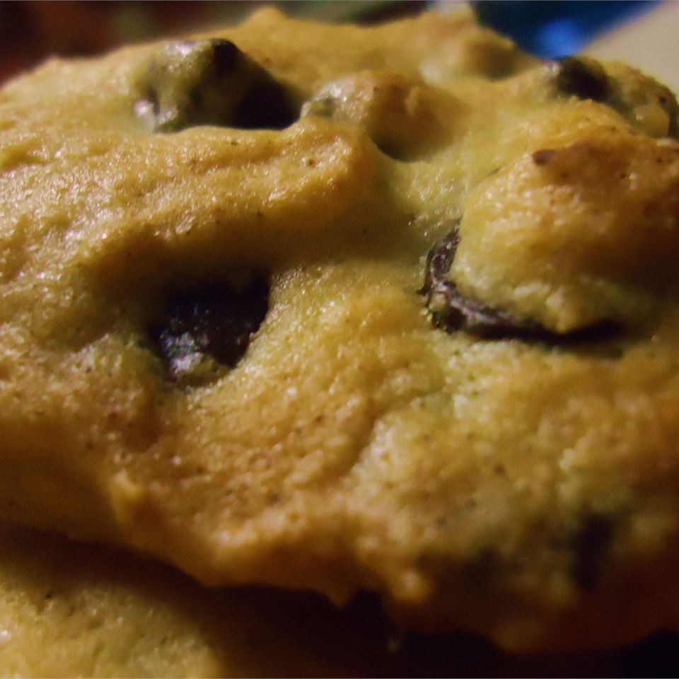Sue's Two-Chocolate Chip Cookies hungryallweighs