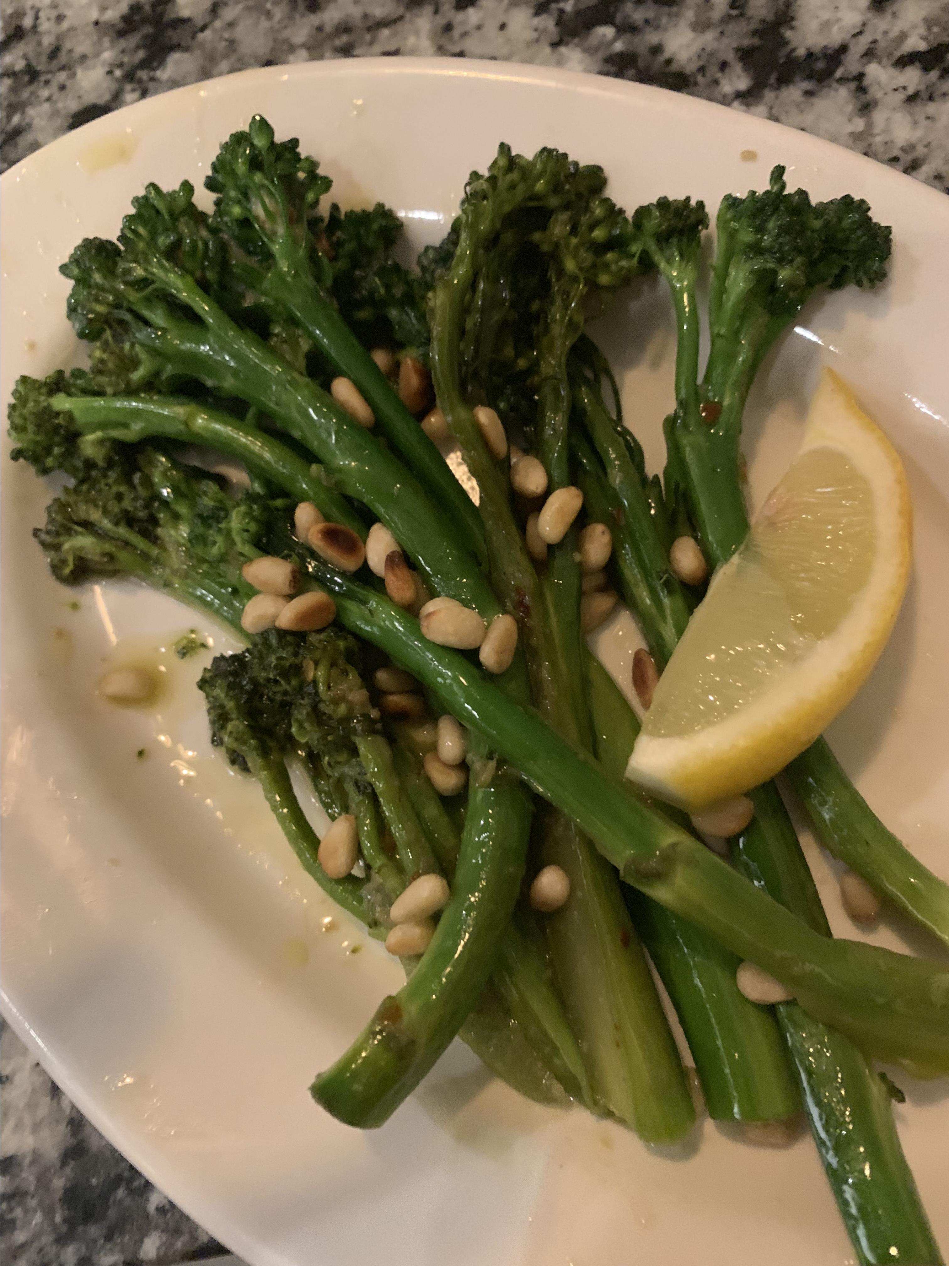 Italian-Style Broccoli Rabe