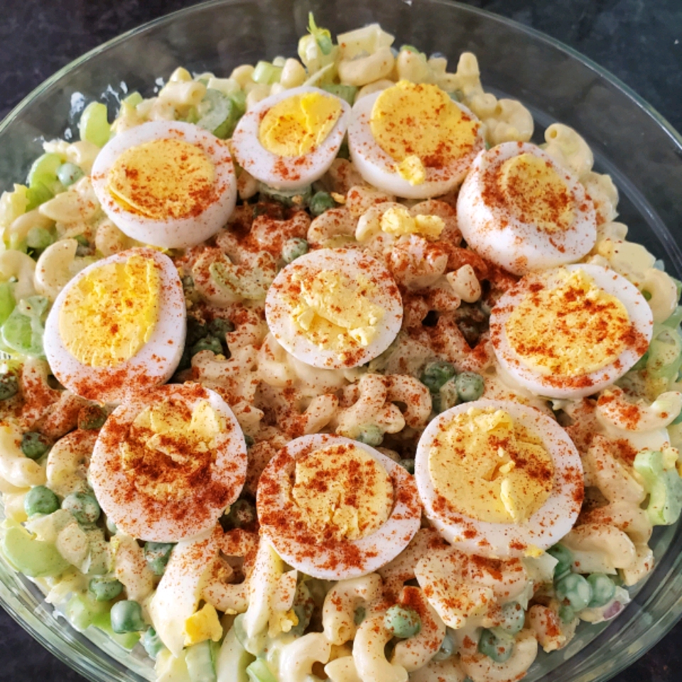 Macaroni Salad for a Crowd