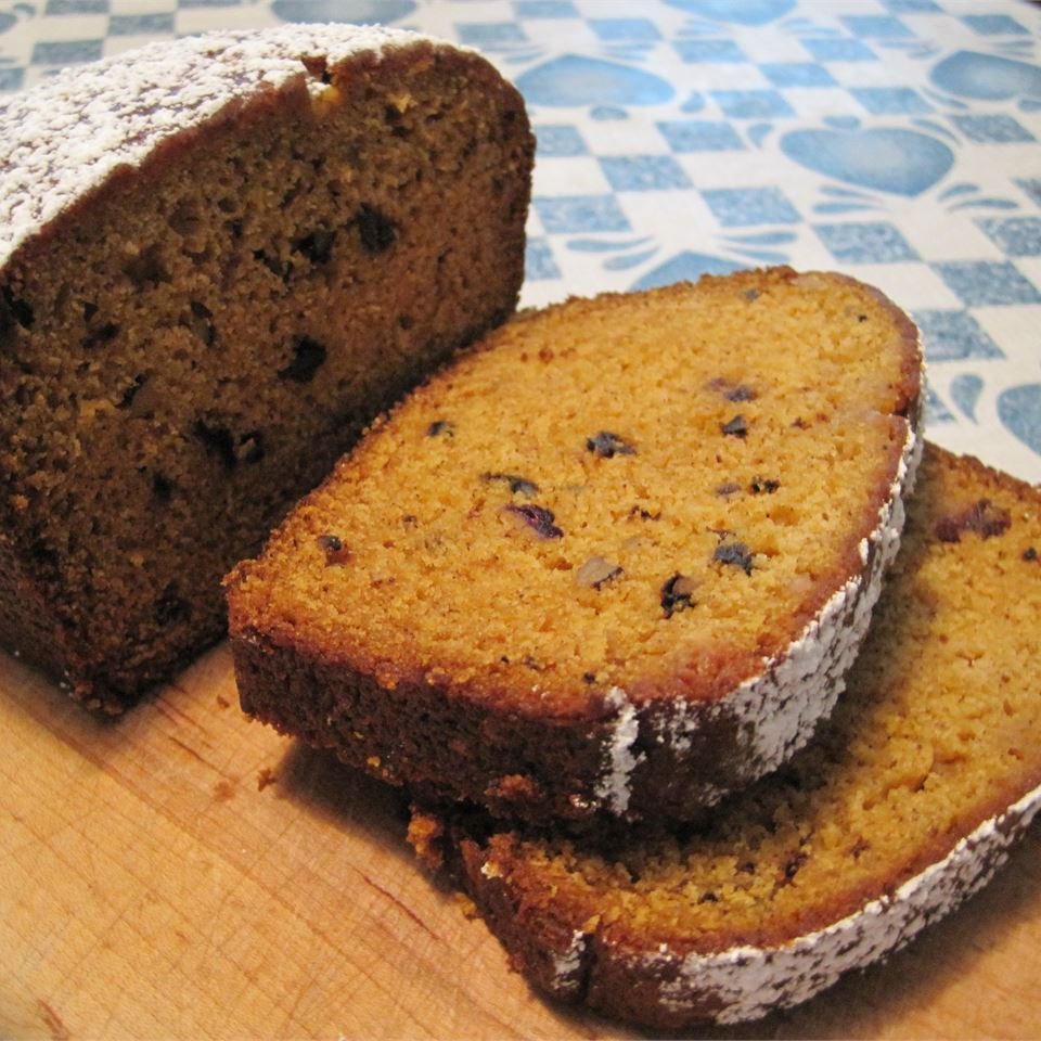 Pumpkin Tea Bread LYNNINMA