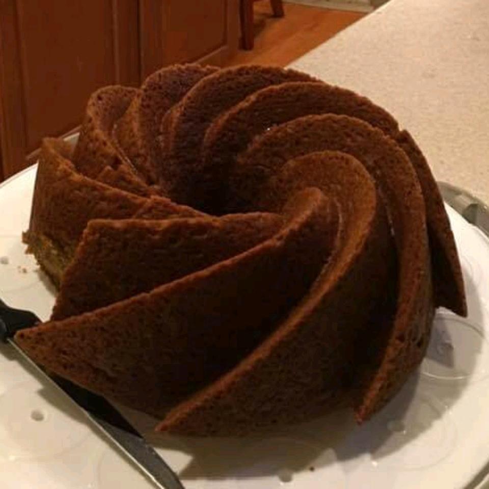 Pumpkin Cake I