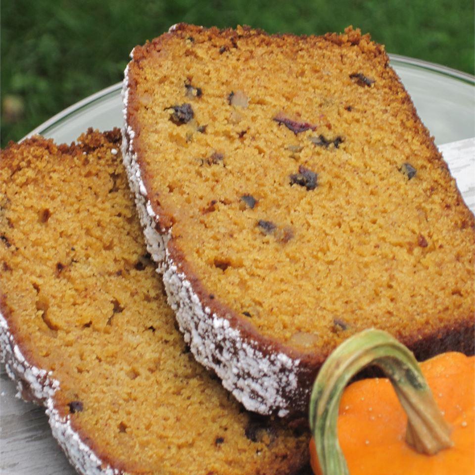 Pumpkin Tea Bread Carol