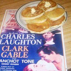 Clark Gable Pancakes