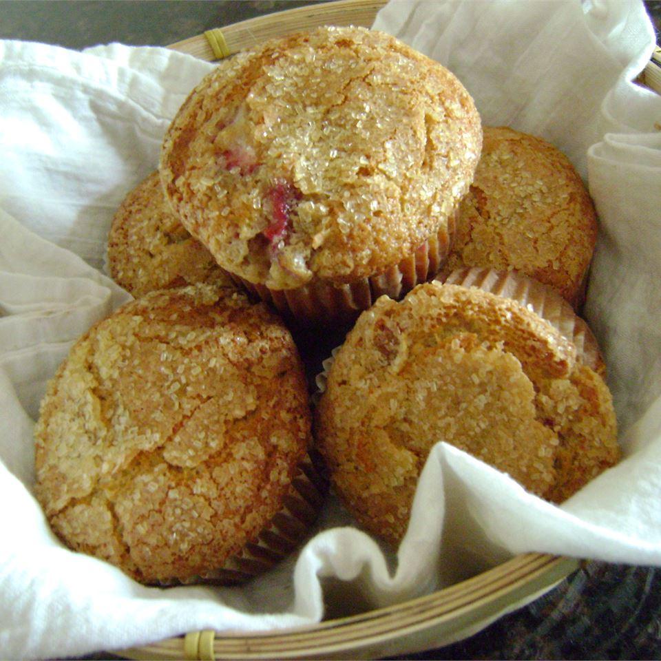 Strawberry Bread II V Monte