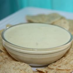 Mexican White Cheese Dip/Sauce footballgrl16