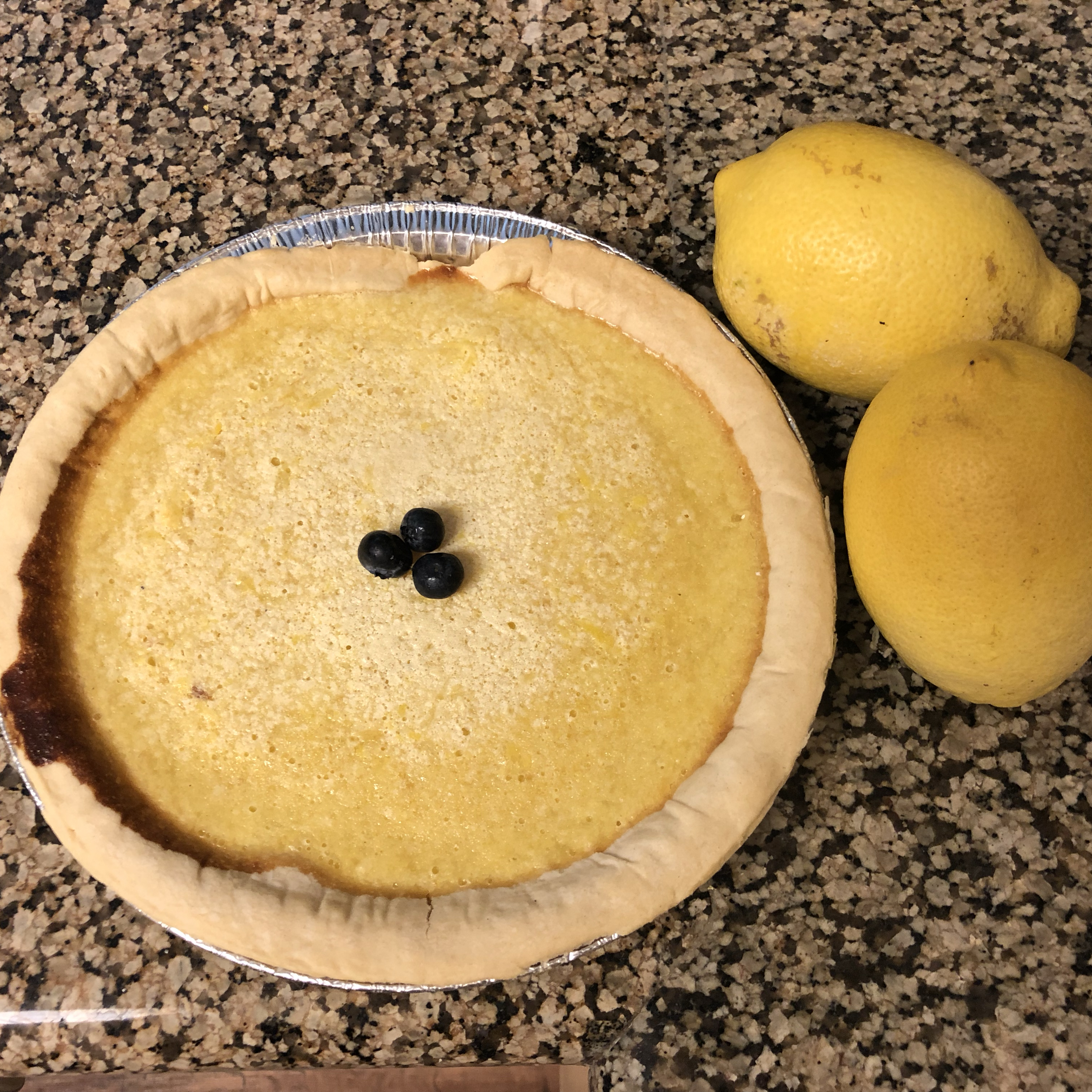 Tart Lemon Triangles Rhett Hirko