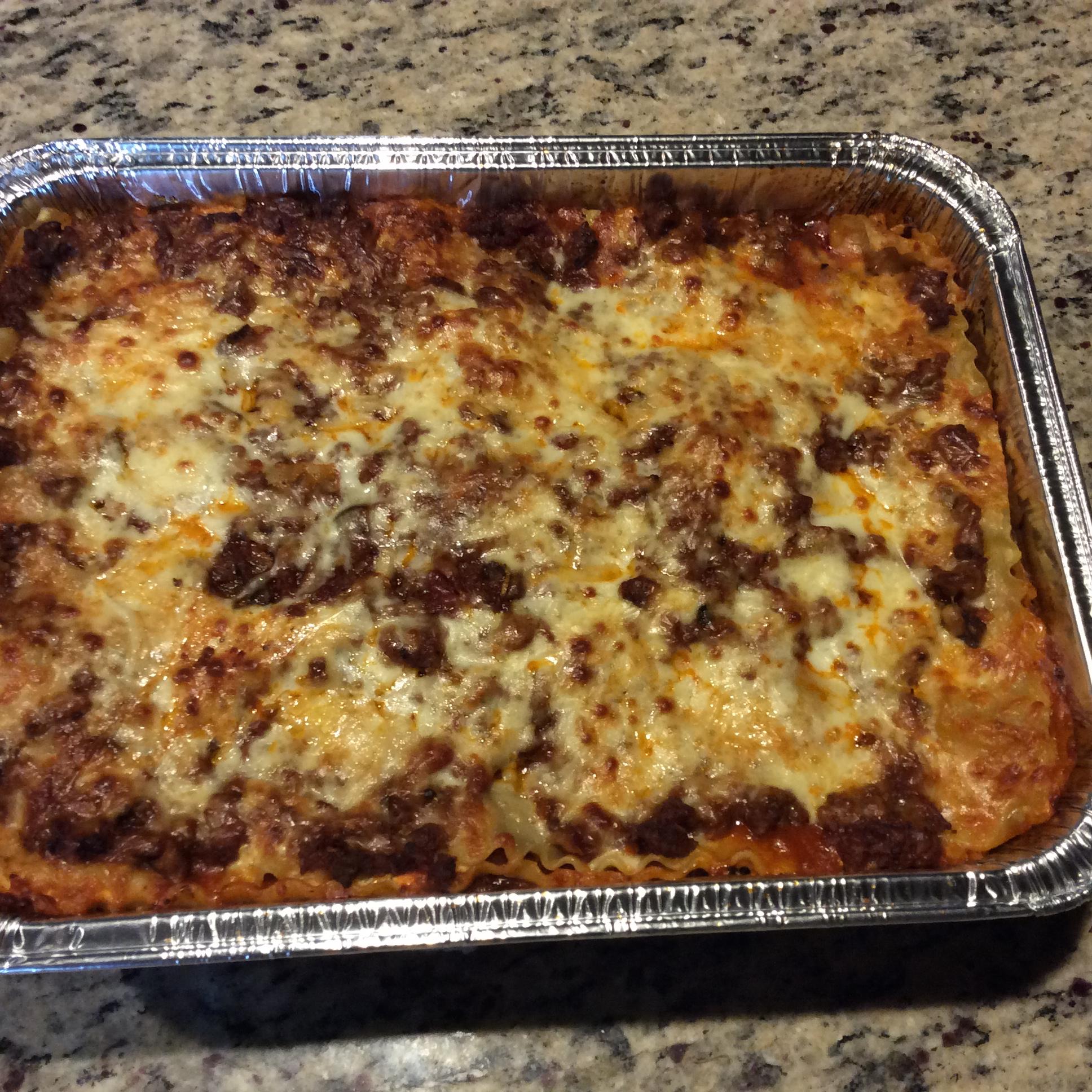 Chef John's Lasagna flooredbynick
