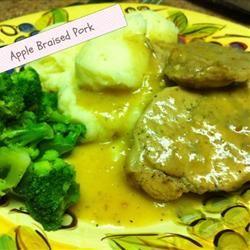 Apple Braised Pork ShawnaRae