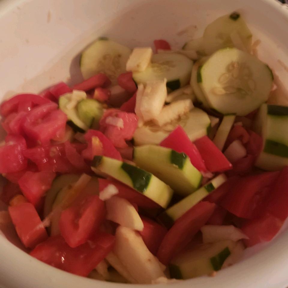 Summer Cucumber Jicama Salad Muttsrus