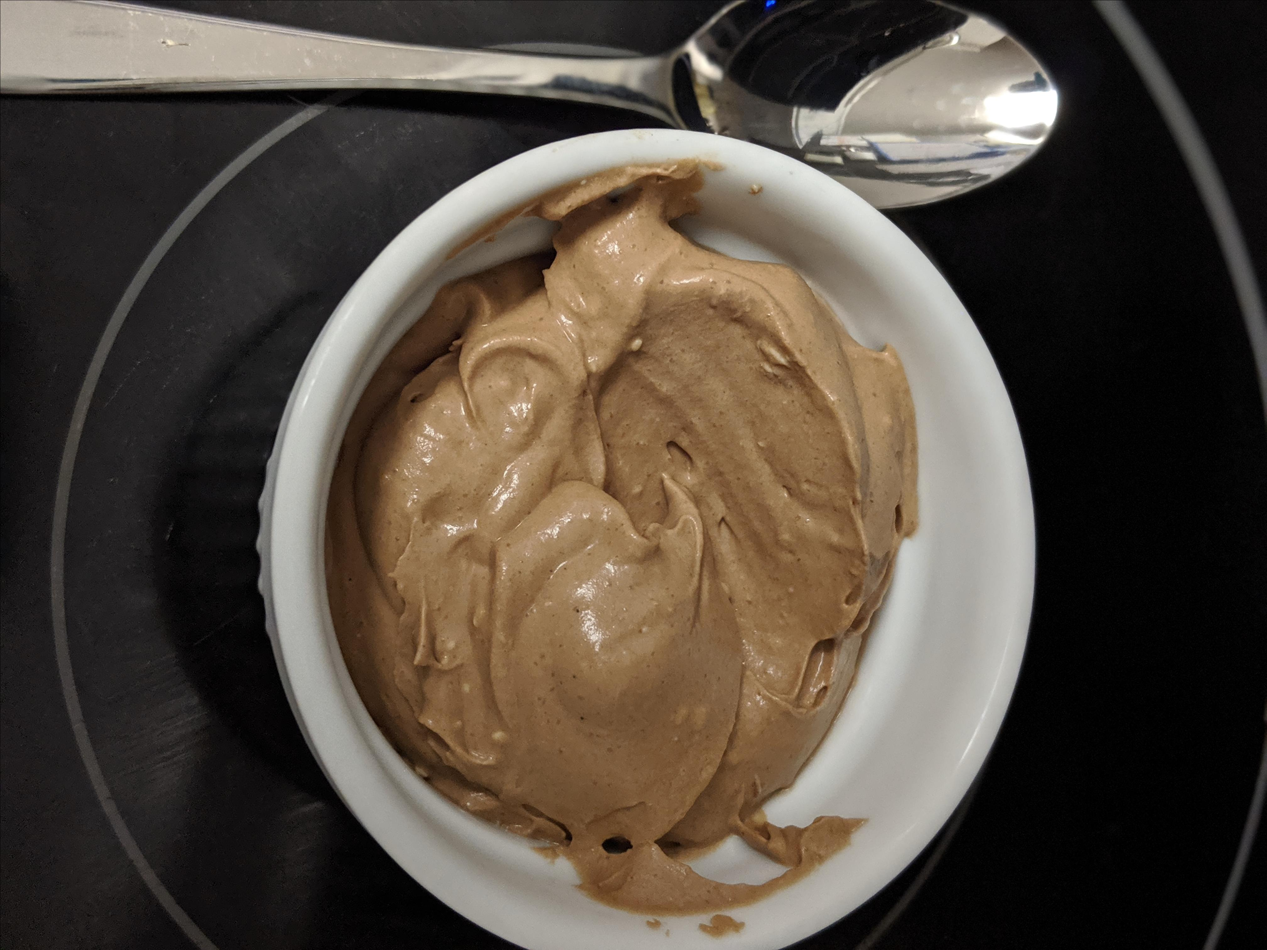 Quick Keto Chocolate Mousse