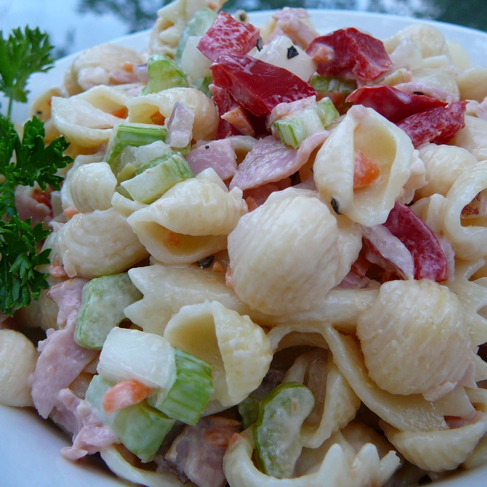 Macaroni Salad with a Twist Molly