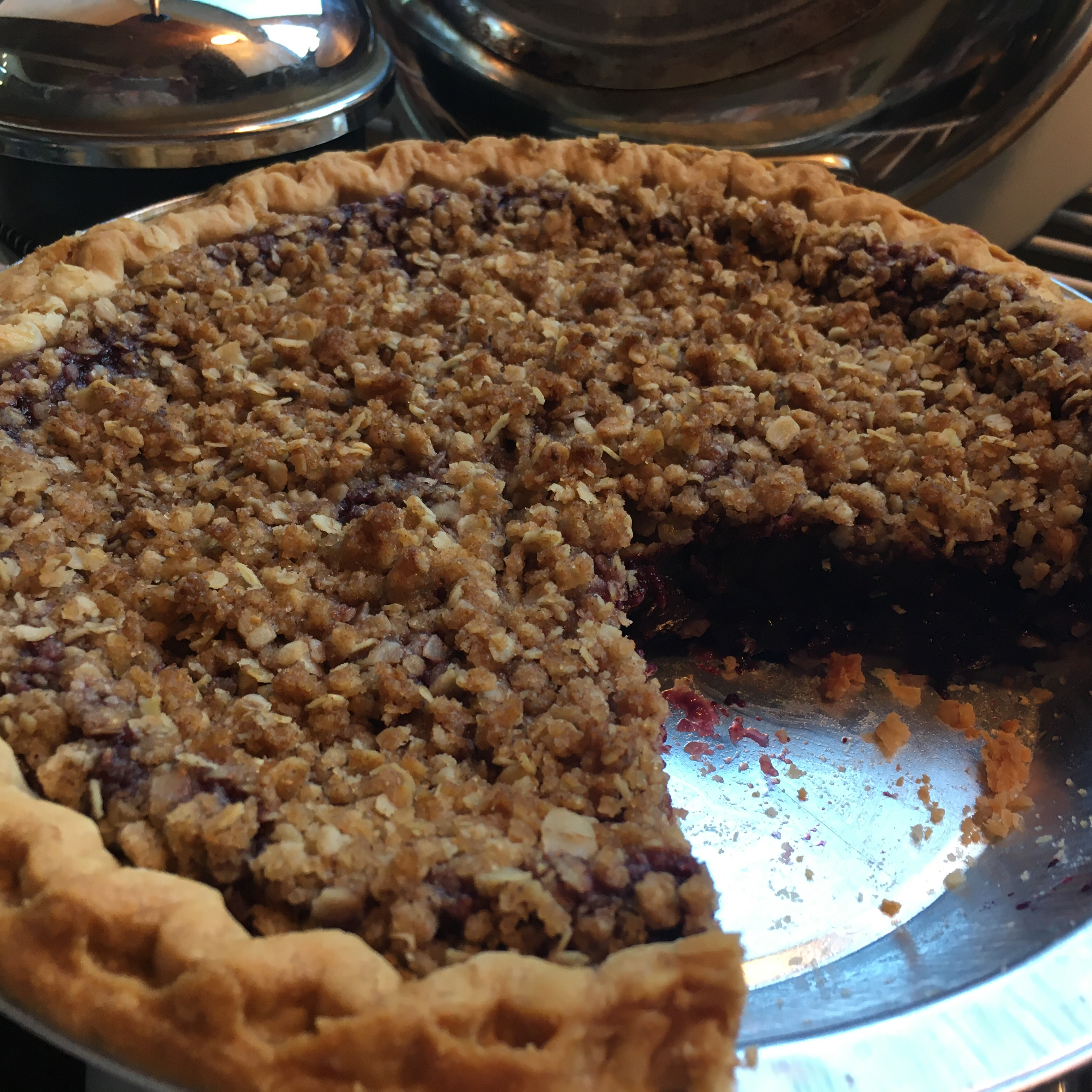 Concord Grape Pie II BeeingPat