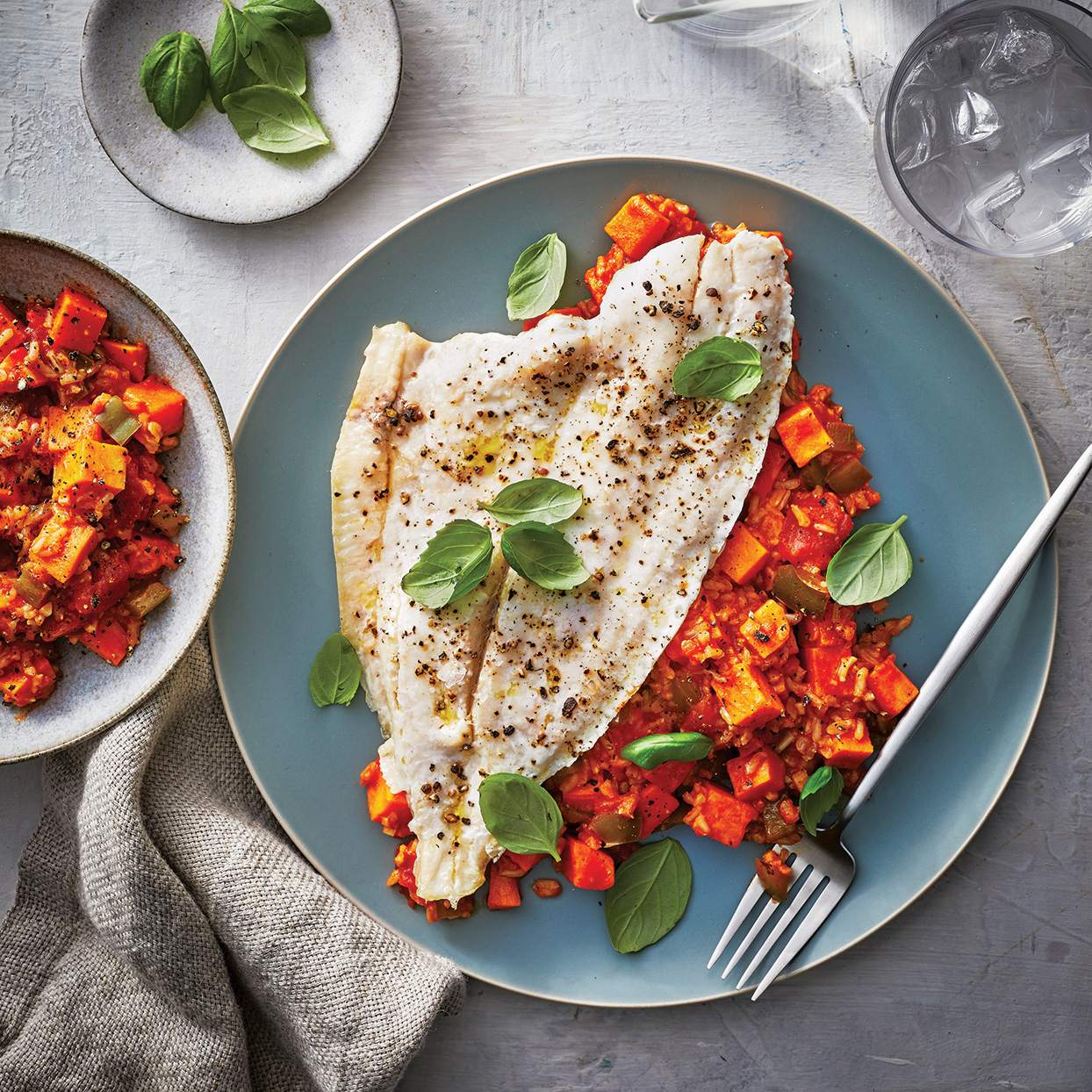 Slow-Cooker Flounder with Thai Coconut-Curry Sauce Trusted Brands