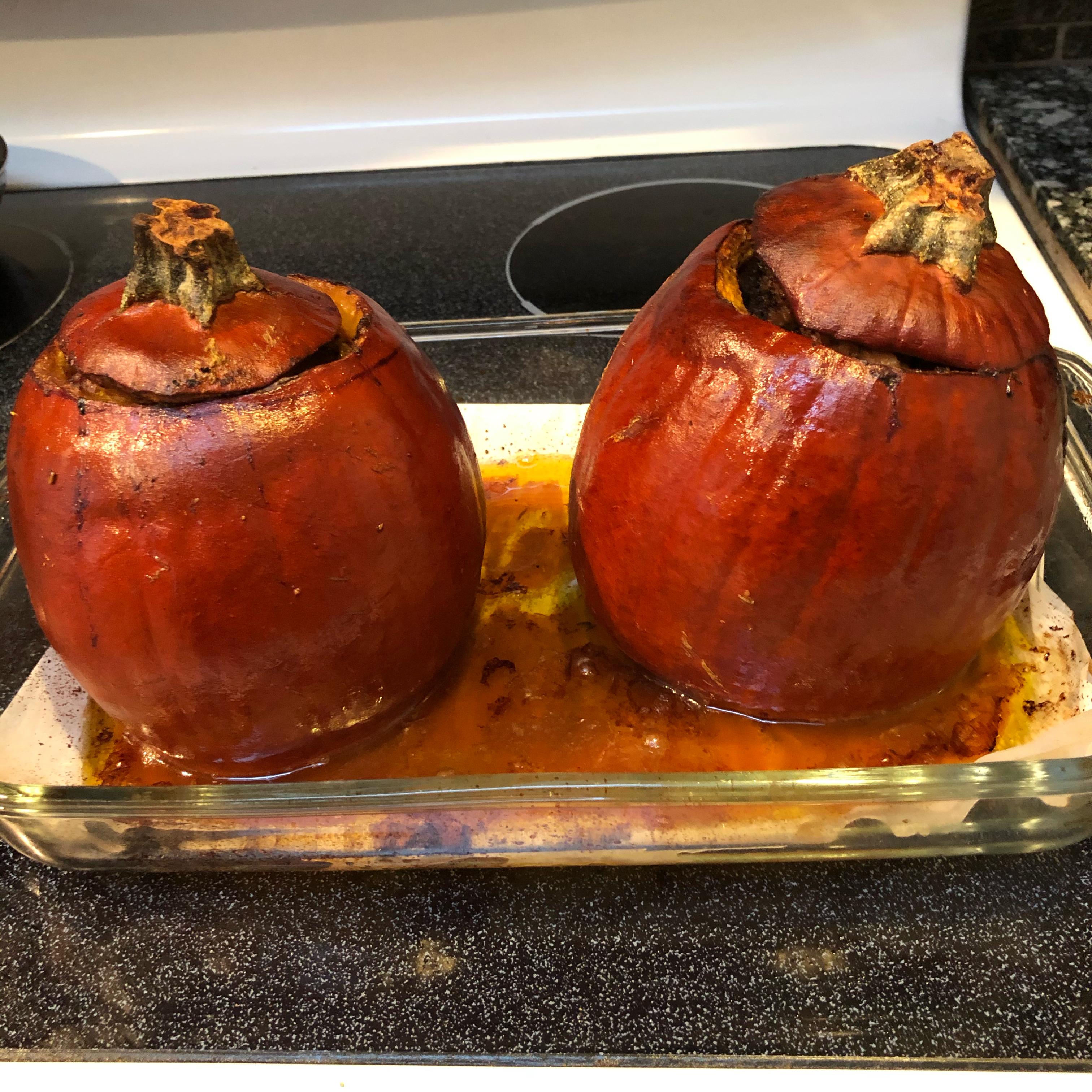 Chef John's Pumpkin-Braised Pork Michelle Orton