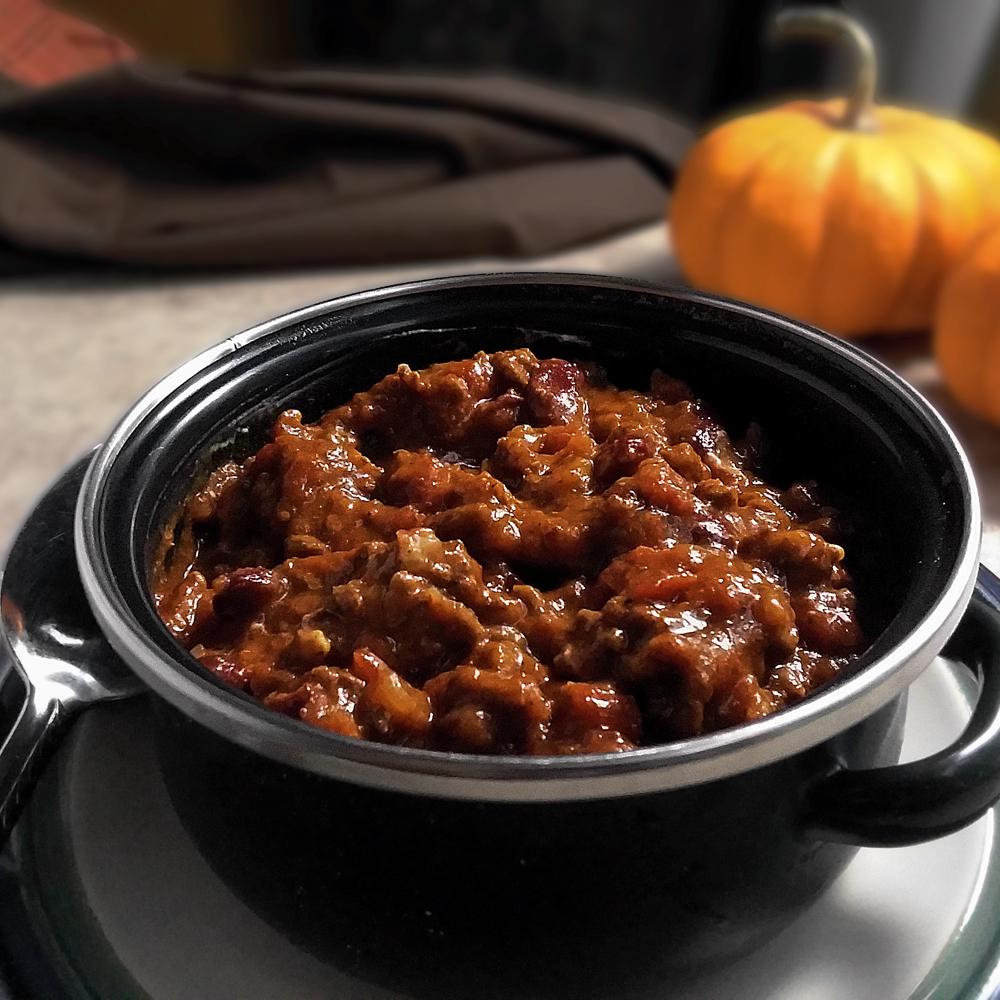 Instant Pot® Fall Chili