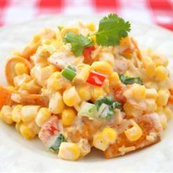 Spicy Corn Salad 5280cook