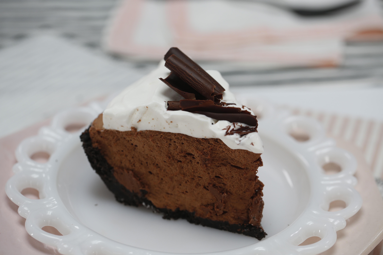 No-Bake French Silk Pie Smart Cookie