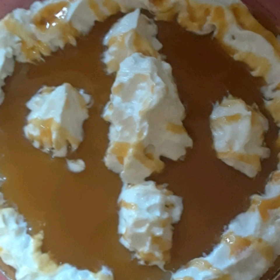 Butter Rum Cream Pie