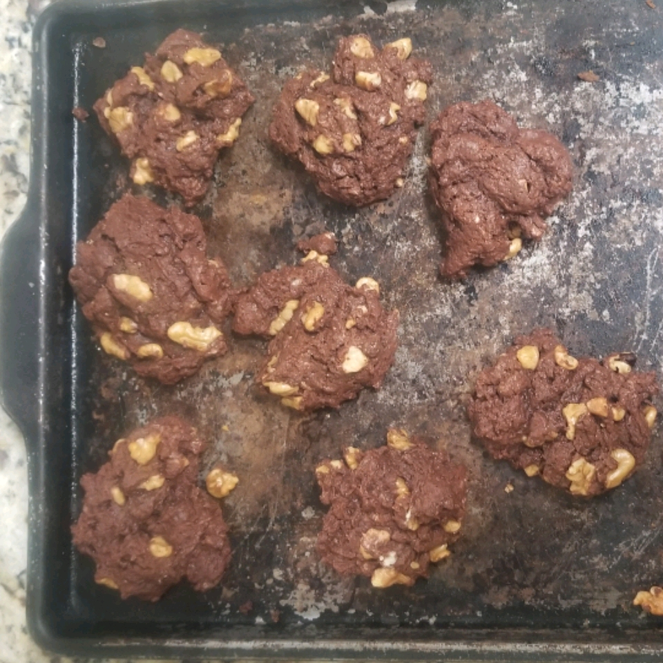Pudding Cookies I Allen Thompson