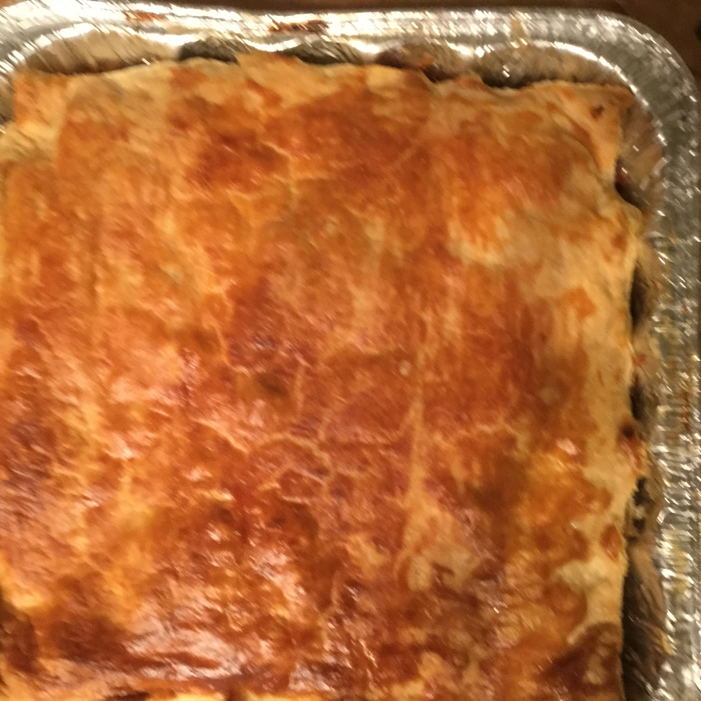 Meat Pie, Southern Version