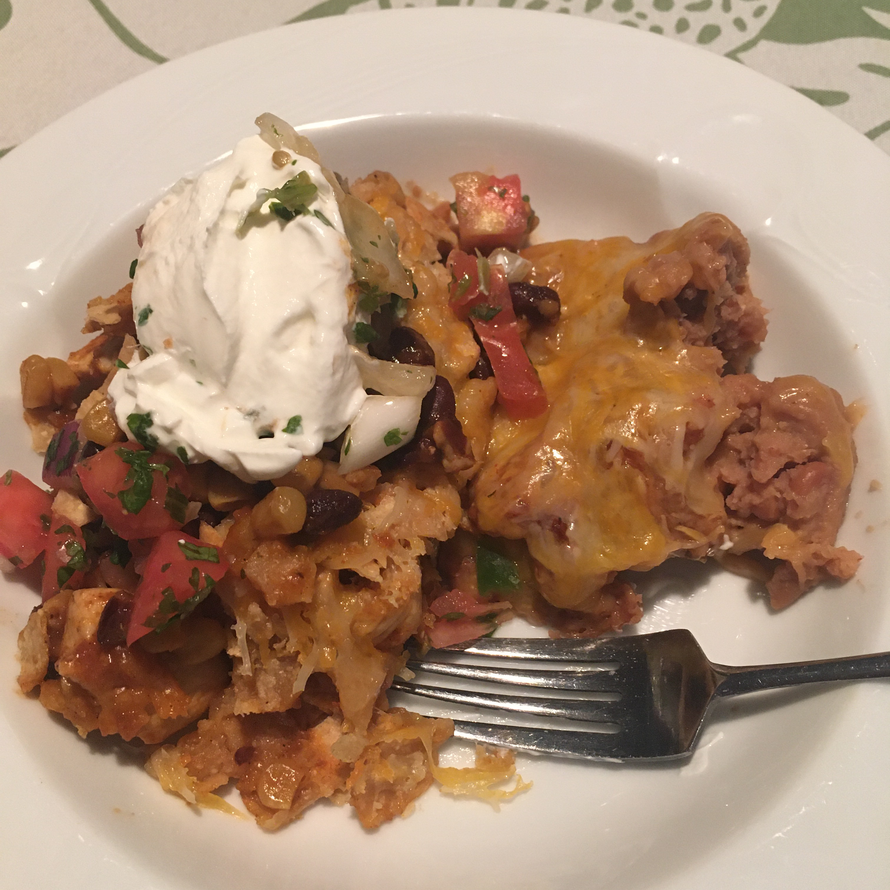 Mexican Casserole Valerie Gomes