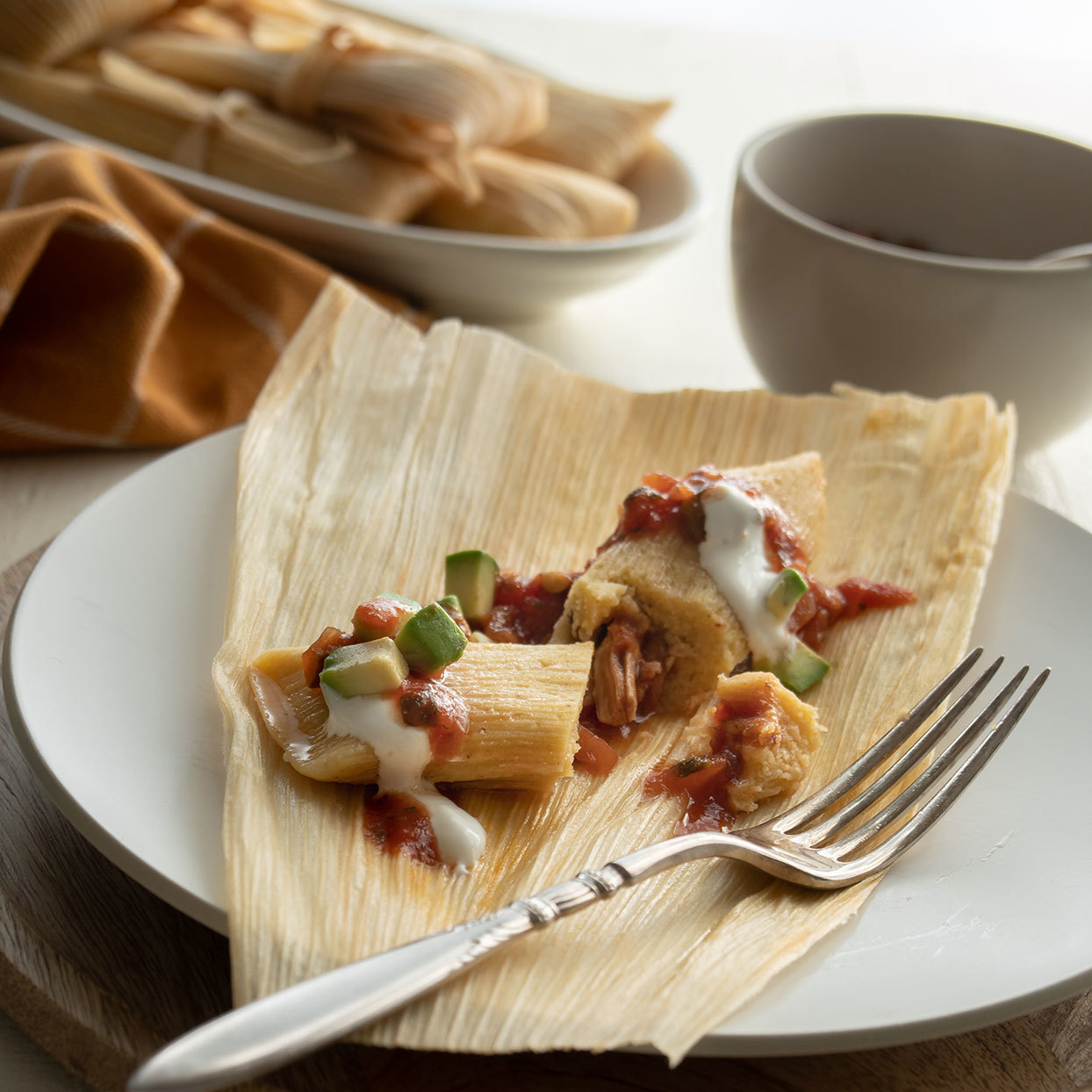Chicken Tamales Allrecipes Trusted Brands