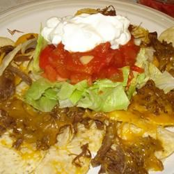 Charley's Slow Cooker Mexican Style Meat Susan May