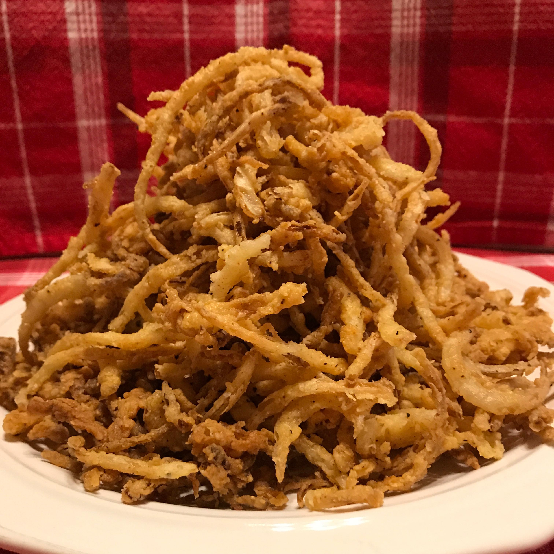 Vidalia® Onion Straws (Onion Strings) RMCooks