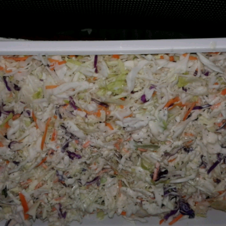 Creamy Coleslaw Dressing Ann Johnston