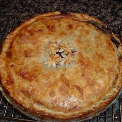 Buttermilk Pie Crust HoneyBeez