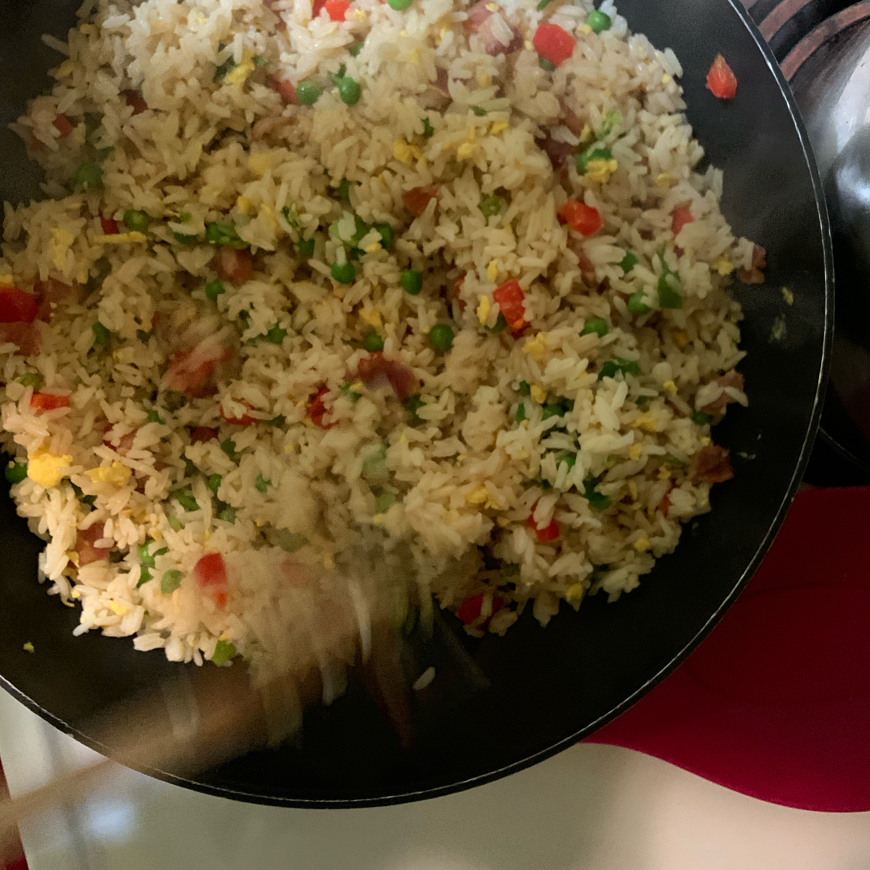 New Year's Fried Rice