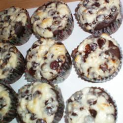 Black Bottom Cupcakes I
