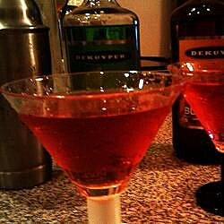 candy apple martini recipe