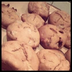 Pear-a-dise Muffins alawight