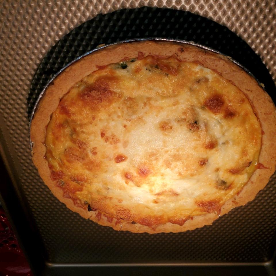Summertime Zucchini Pie Denise