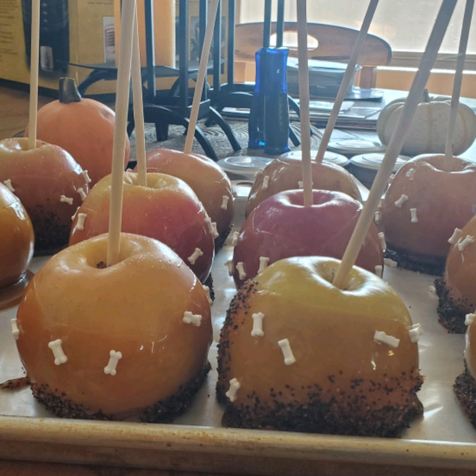 The Best Caramel Apples