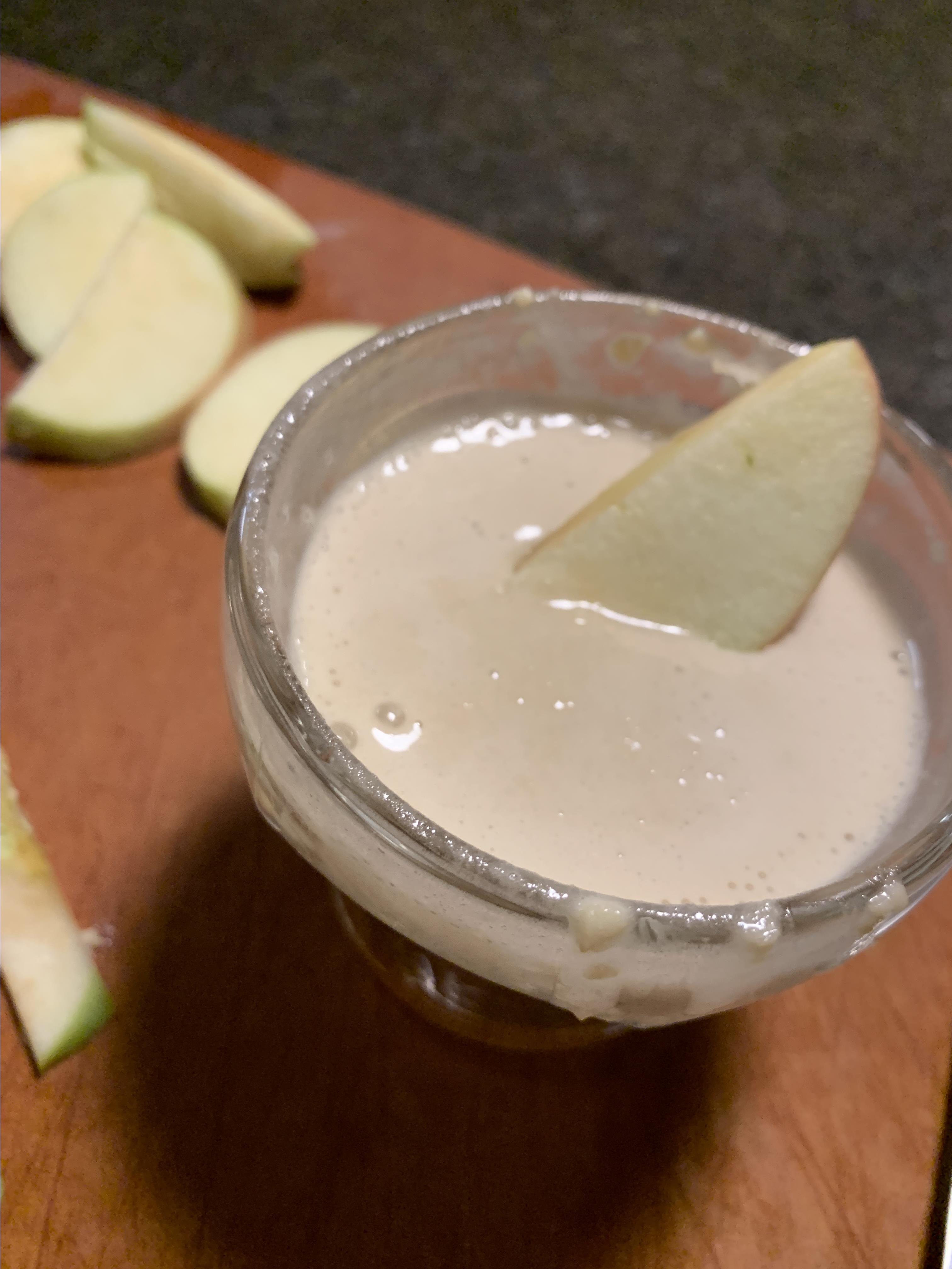 Amaretto Apple Dip