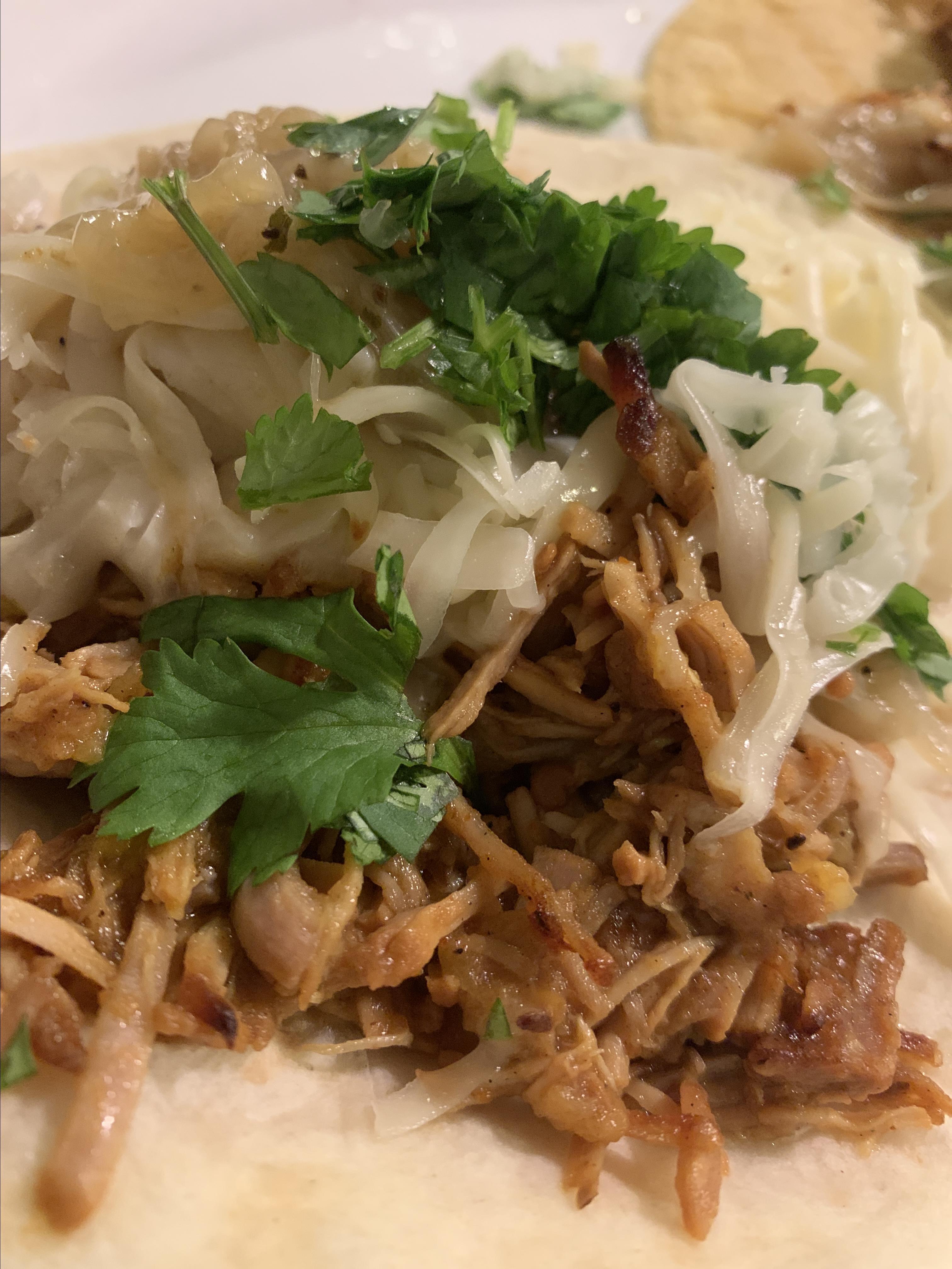 Instant Pot® Tacos al Pastor mjlae