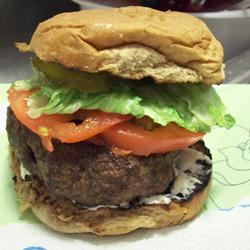 Ranch Burgers