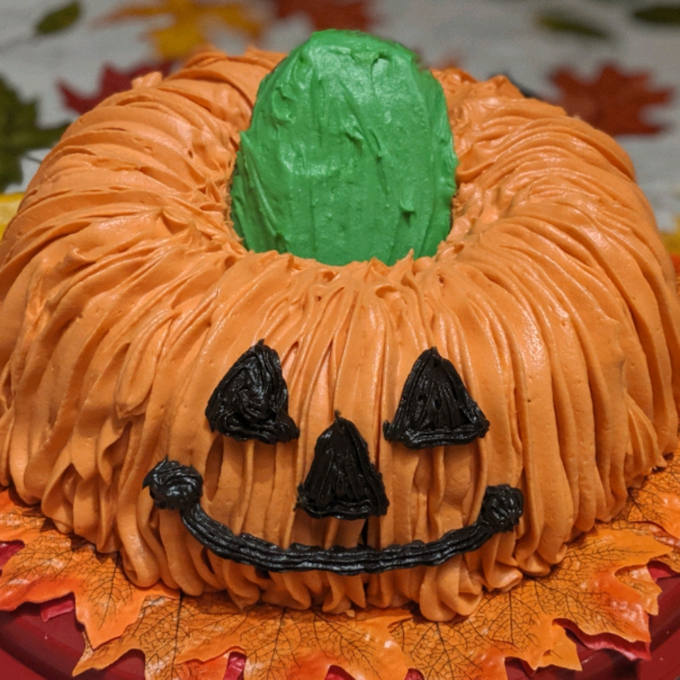 Pumpkin Cake amawilma