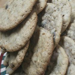 Oatmeal Sugar Cookies Michele