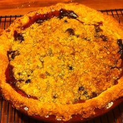 Concord Grape Pie II Danielle Lee