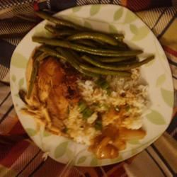Kathy's Delicious Whole Slow Cooker Chicken latiina