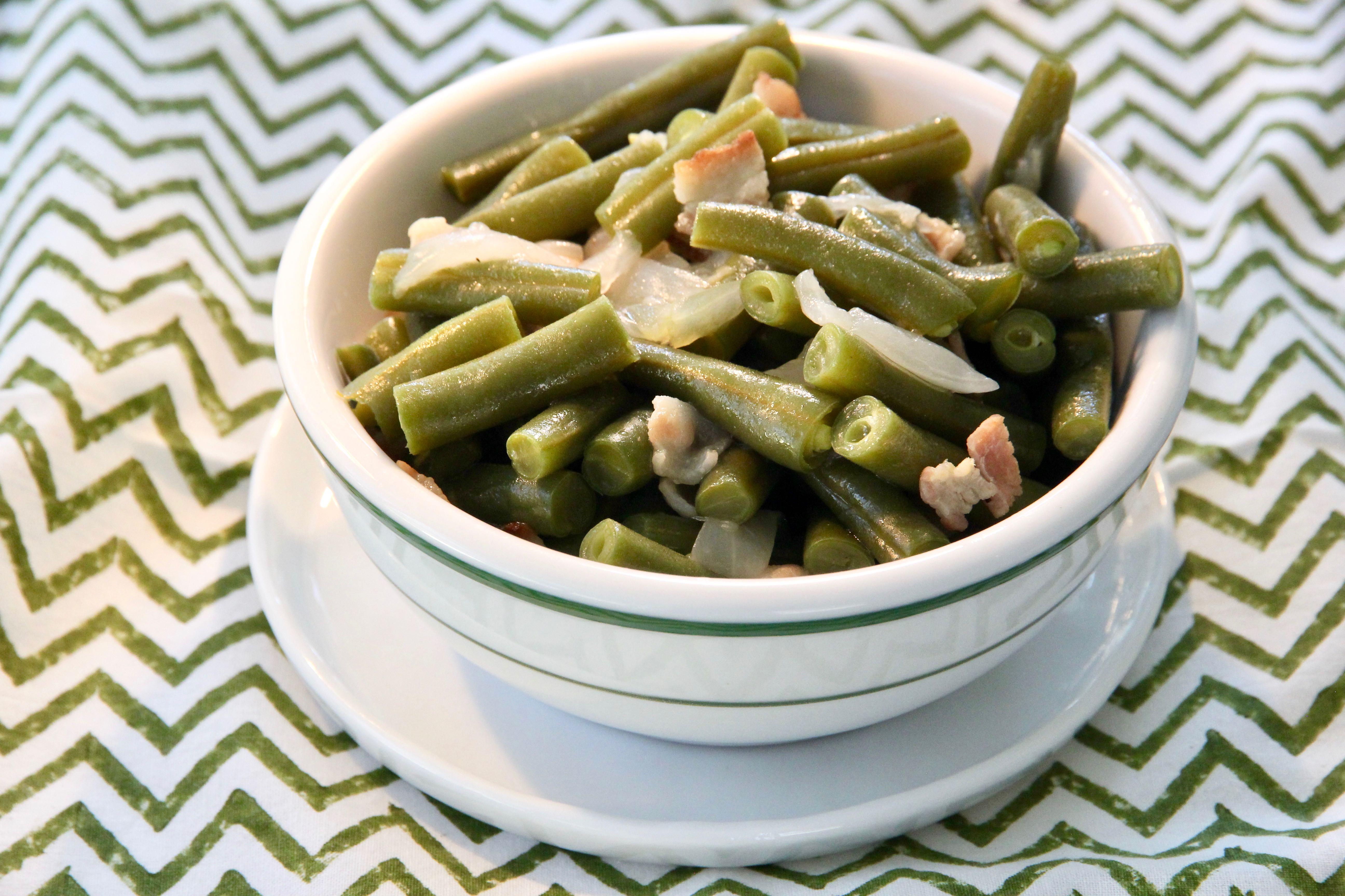 Grandma Mac's Green Beans