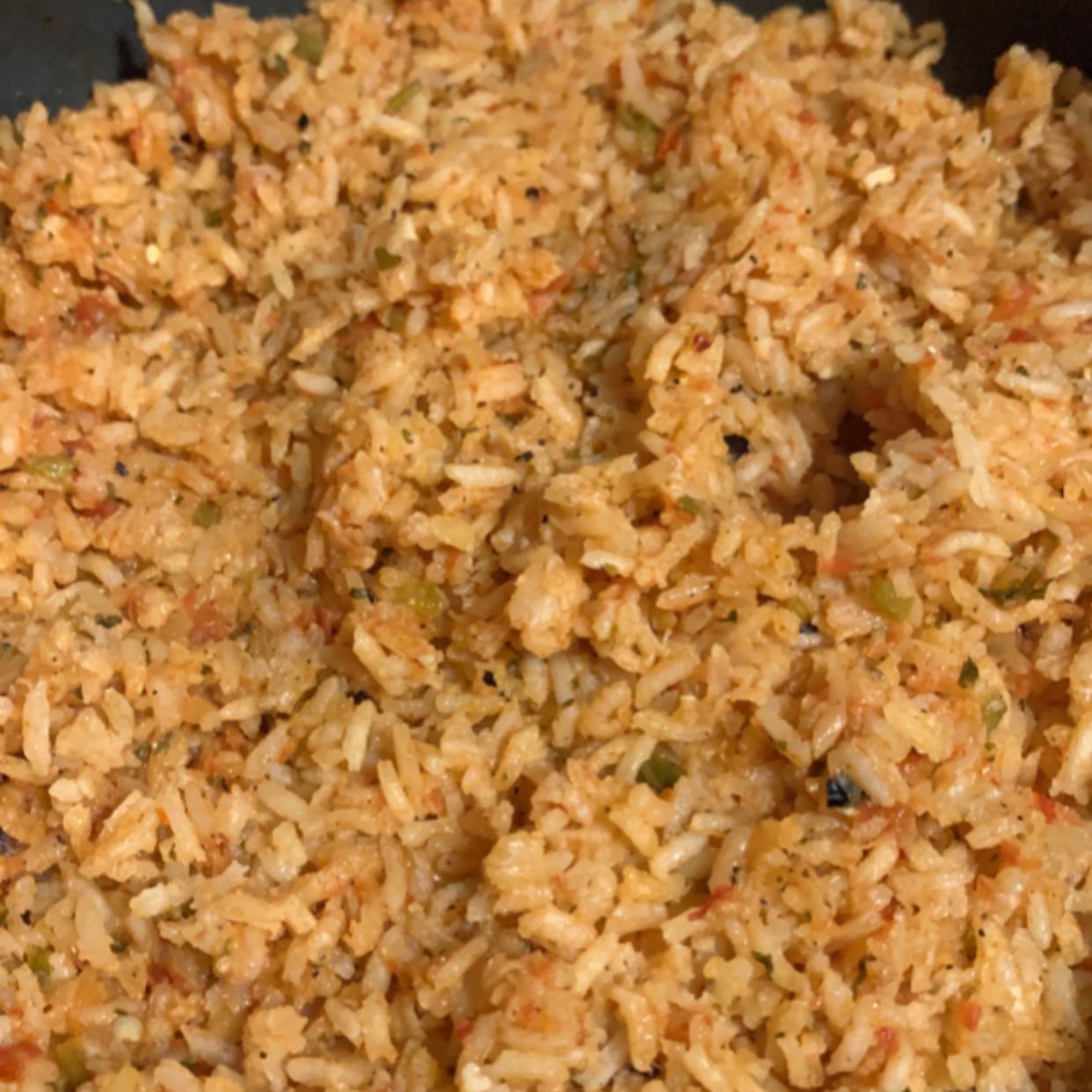 Del Rio's Mexican Rice shakenbake58