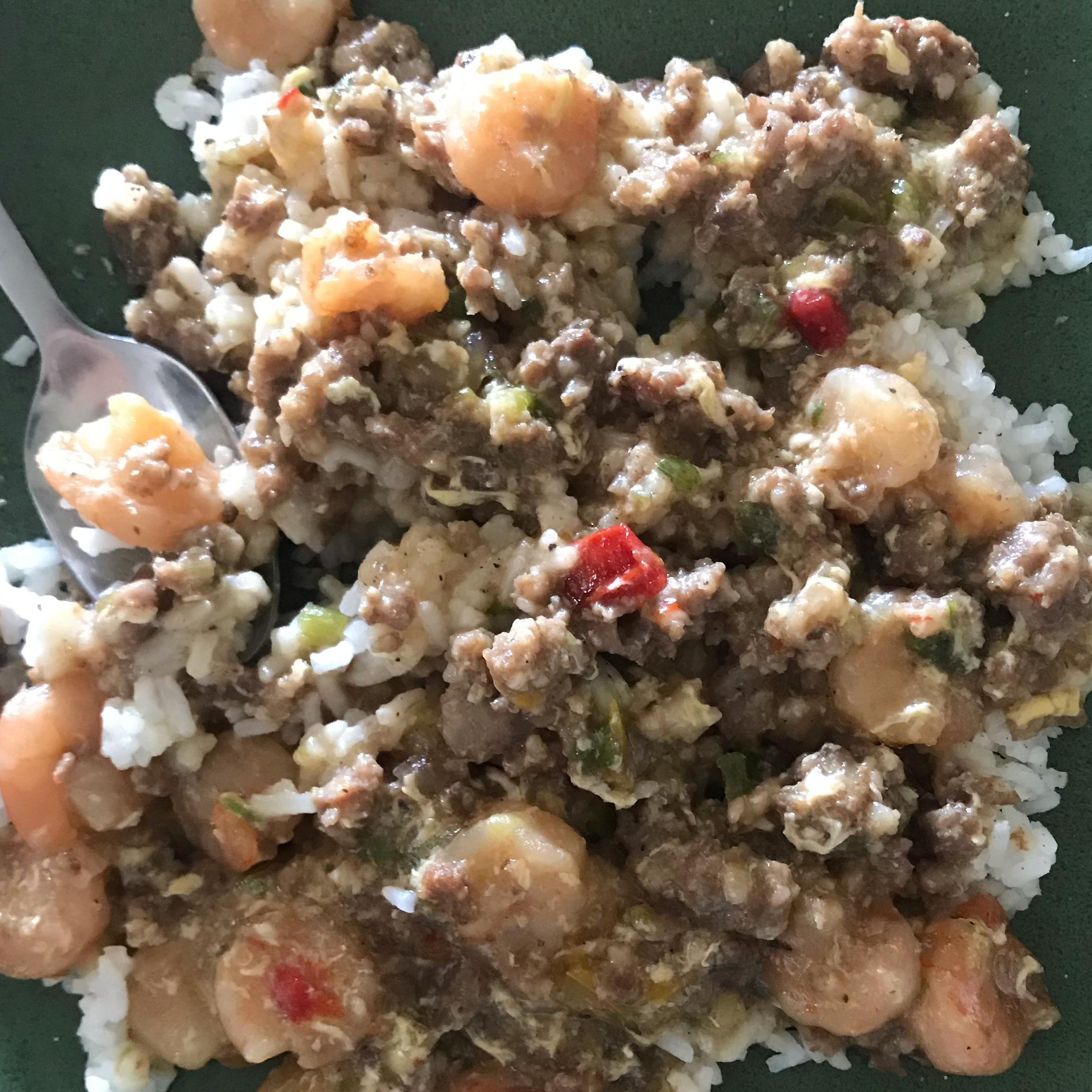 Shrimp in Lobster Sauce marsha