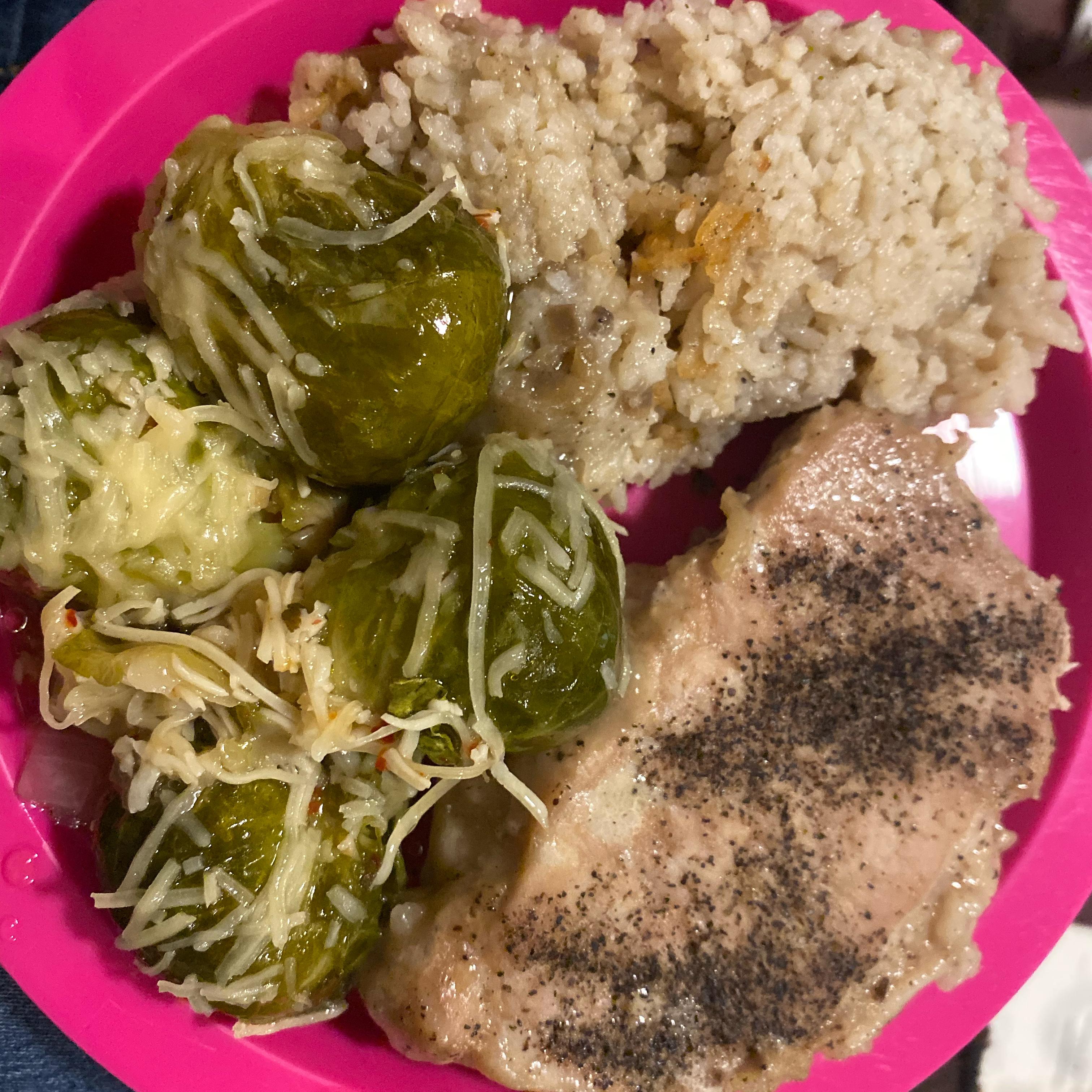 Pork Chop and Rice Casserole