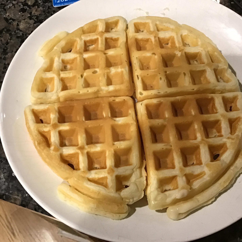 Emma's Belgian Waffles Todd Ross